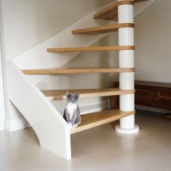 treppen aus polen holztreppen nach ma treppenprojekte. Black Bedroom Furniture Sets. Home Design Ideas